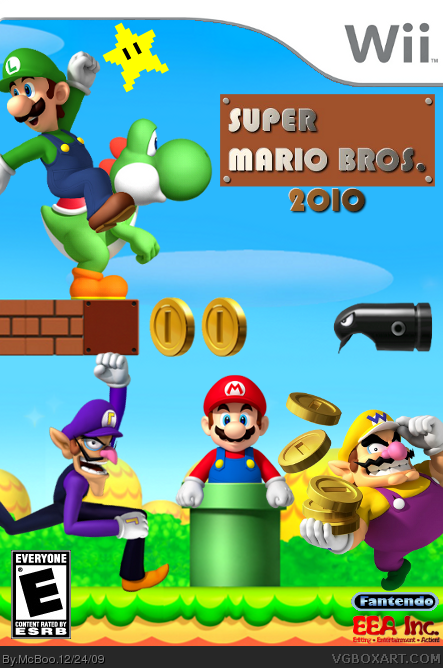 Super Mario Brothers New PC Game Free Download 11 MB Ripped