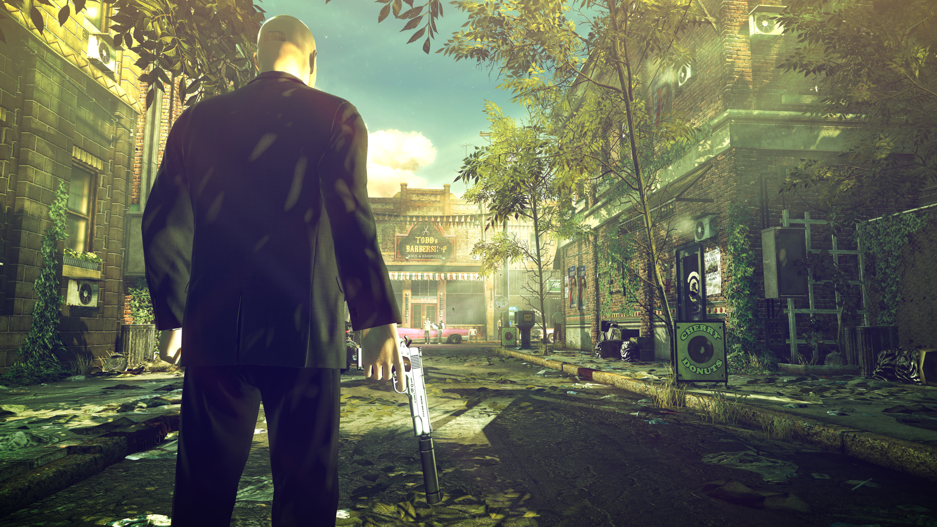 Hitman 5 Absolution Compressed PC Game Free Download 10.3 GB