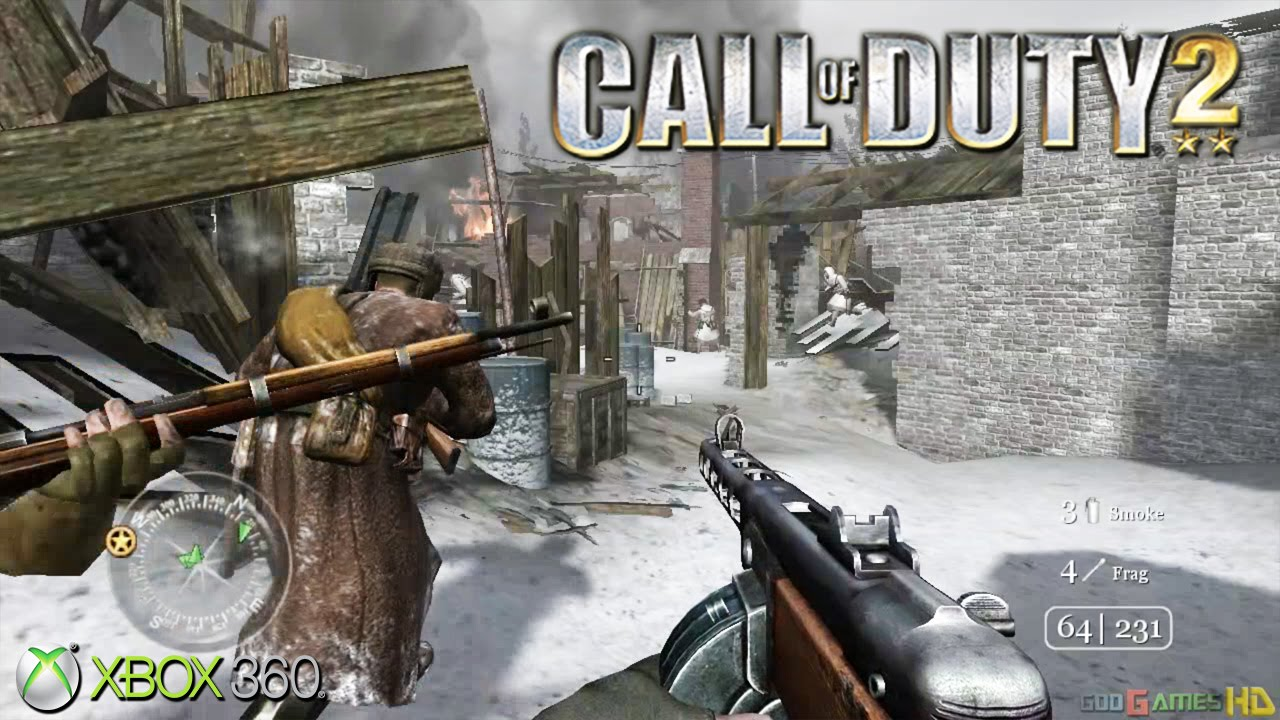 Simulator Games Pc 2018 >> Call of Duty 2 PC Game Free Download Highely Compressed