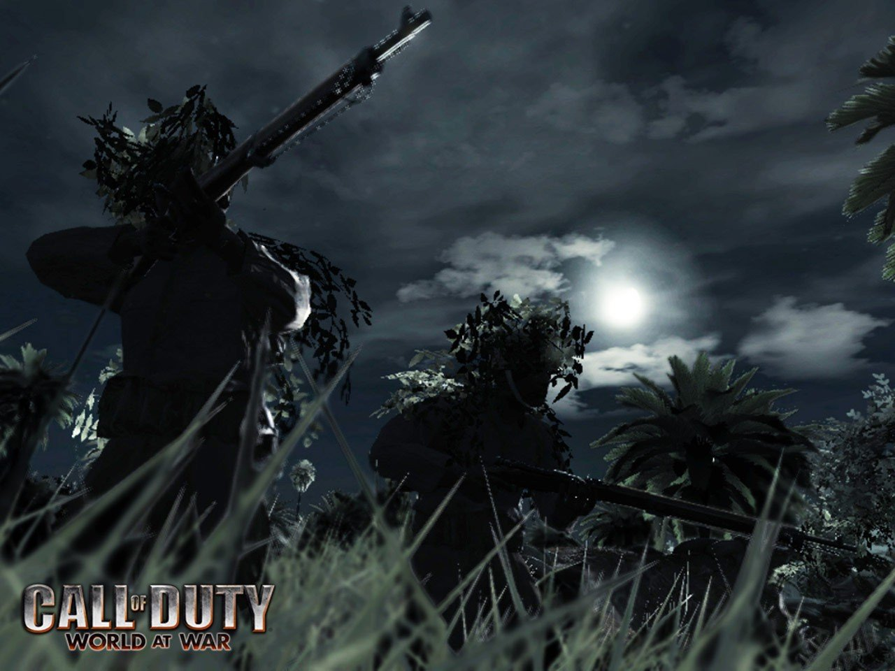 Call of Duty 5 World at War PC Game Free Download 2.9GB Compressed