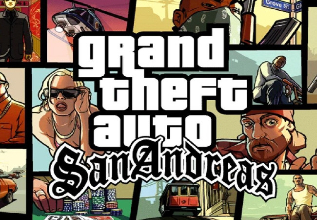 GTA San Andreas Compressed PC Game Free Download