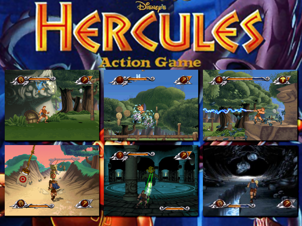 Hercles Game