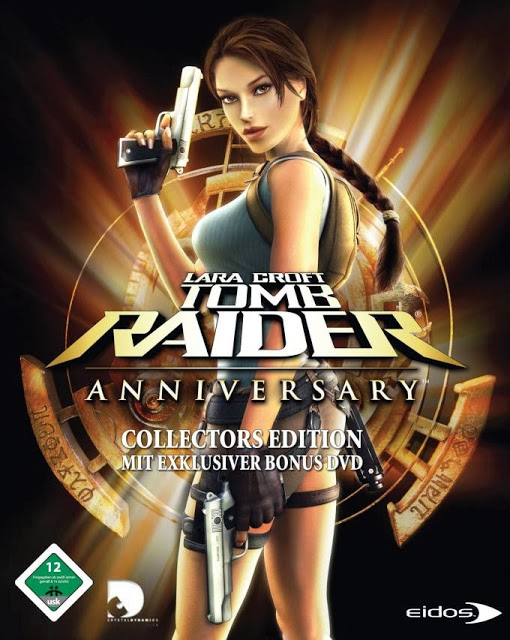 Tom Raider Anniversary Full Version Rip PC Game Free Download 735MB