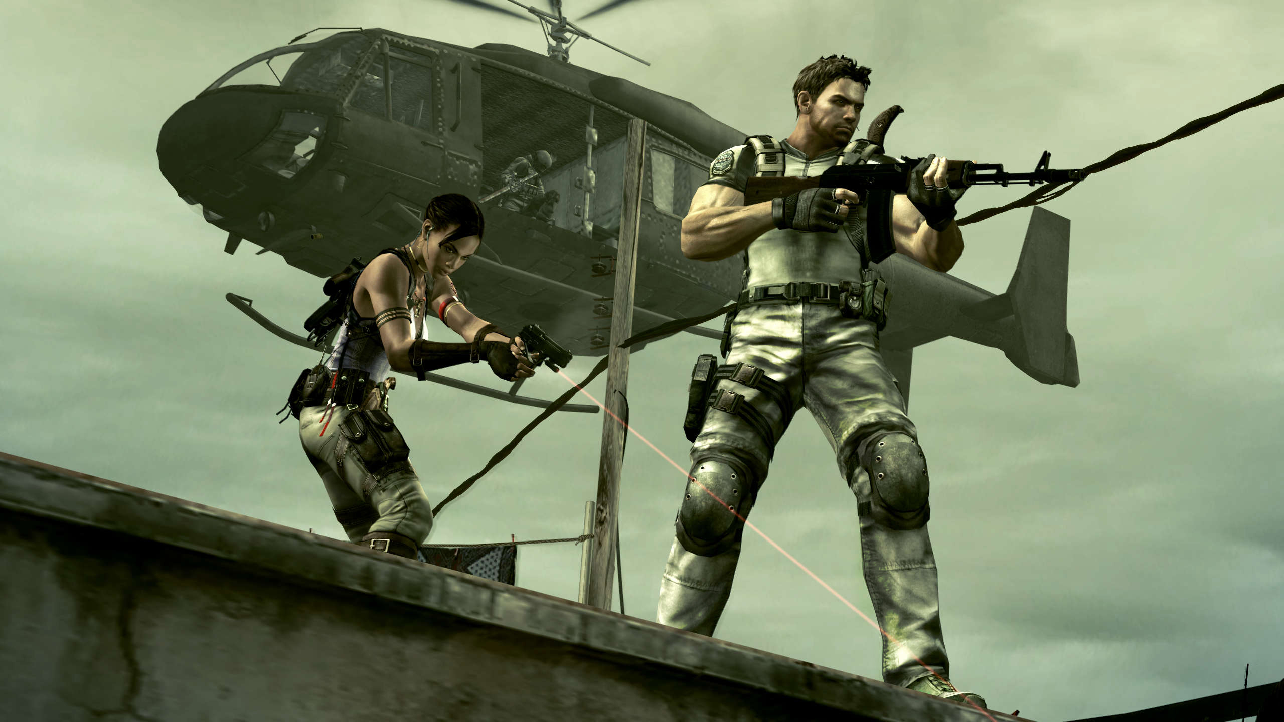 Resident Evil 5 Full Version Rip PC Game Free Download 4GB