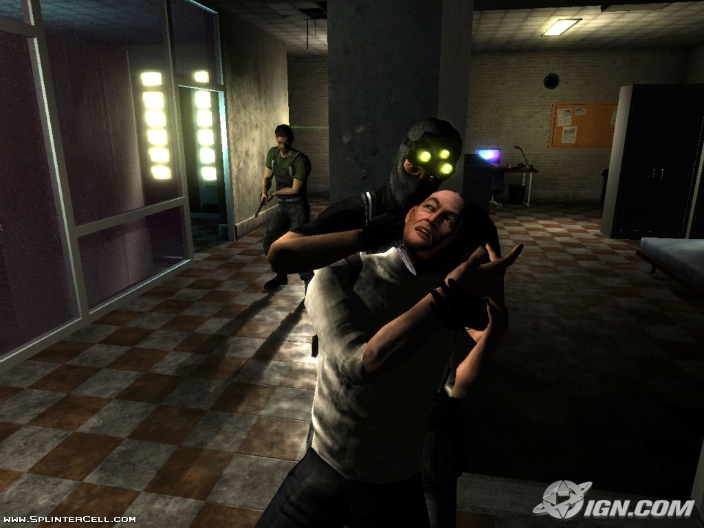 Splinter Cell Double Agent Rip Pc Game Free Download 2 8gb Full