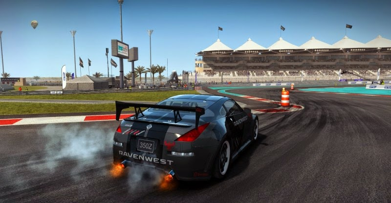Grid Autosport PC Game Free Download Single Link ISO