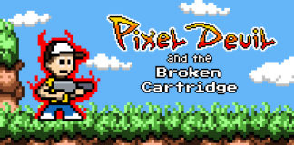 Pixel Devil and the Broken Cartridge PC Download